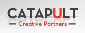 CATAPULT Creative Partners | Logo Design | Motion Graphics | Brand Identity | Las Vegas